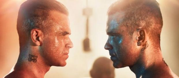 "Robbie Williams Bleeds Gold For New Album, ""Heavy Entertainment ... - newnownext.com"