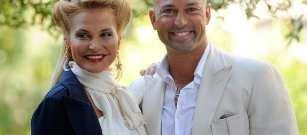 Simona Ventura contro l'ex marito Stefano Bettarini
