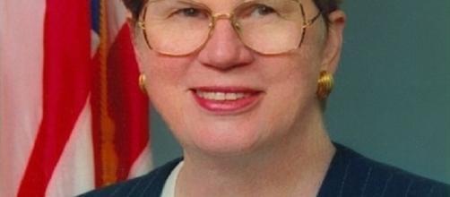 Clinton Attorney General Janet Reno