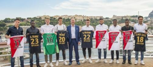 Depuis 2011, Monaco mise sur les jeunes.