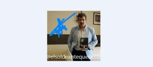 El autor, José Antonio Siles Arroyo