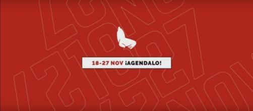 El Festival Internacional de Cine se extenderá del 18 al 27 de noviembre