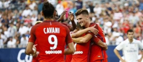Face au Real Madrid, le PSG remporte un succès de prestige - Ligue ... - lefigaro.fr