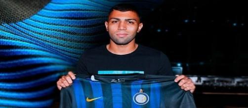 Gabigol, atacante da Inter de Milão