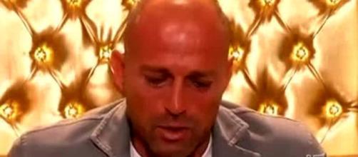 """Gf Vip, Stefano Bettarini scoppia in lacrime: """"E' tutto insieme ... - today.it"""