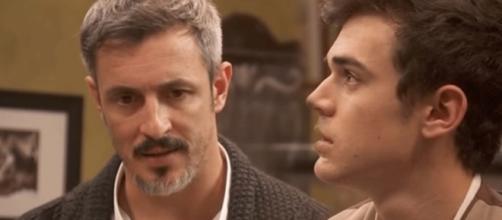 Il Segreto, puntata 1209: Alfonso e Emilia si separano