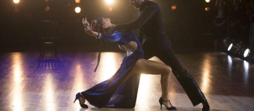 James and Sharna perform their tango. (http://thebarretender.tv/blog/2016/11/james-hinchcliffe-dancing-stars-comeback-kid)