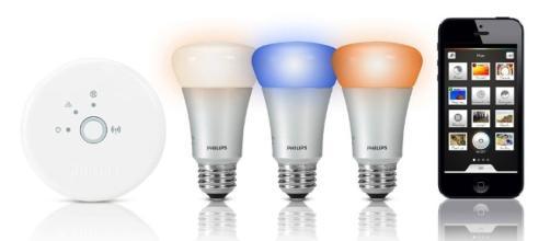 Kit d'ampoules connectées sans fil Philips Hue