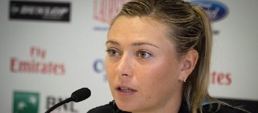 Maria Sharapova (credit: Valentina Alemanno - wikimedia.org)