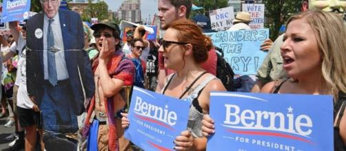 Sanders needs to get his wayward supporters in line - The Boston Globe - bostonglobe.com