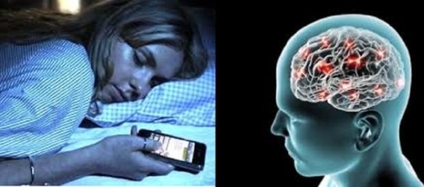 Ação que as ondas do celular causam no cérebro