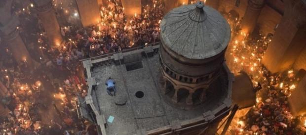Biserica Sfântului Mormânt, cel mai sacru loc al creștinătății