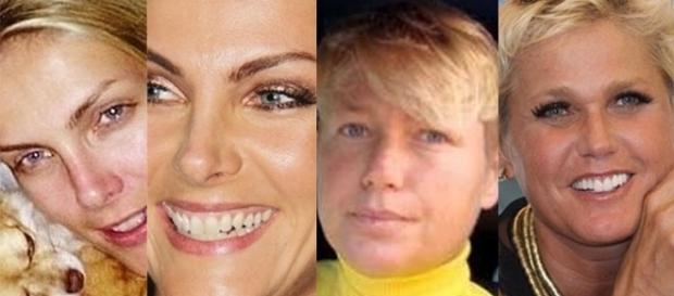 Confira como algumas famosas ficam sem maquiagem