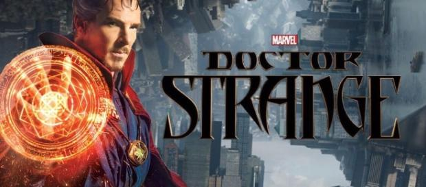 Doctor Strange - le grand vainqueur du WE du 4-5-6/11/2016 aux US