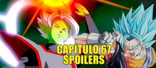 Dragon Ball Super Capítulo 67 La despedida de Trunks del Futuro ¿Muere?
