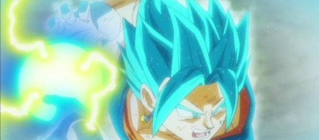 'Dragon Ball Super': Vegito Super Saiyan Blue's technique! Revealed. Wikipedia Photos