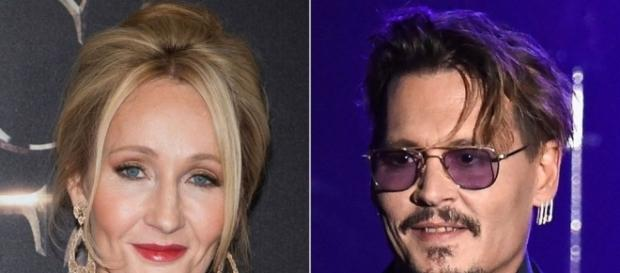 JK Rowling 'delighted' by Johnny Depp in Fantastic Beasts | World ... - wixnews.com