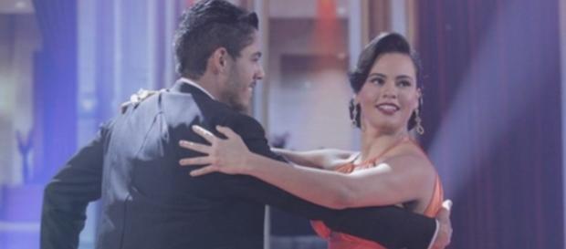 Letícia Lima é eliminada do 'Dança dos Famosos'