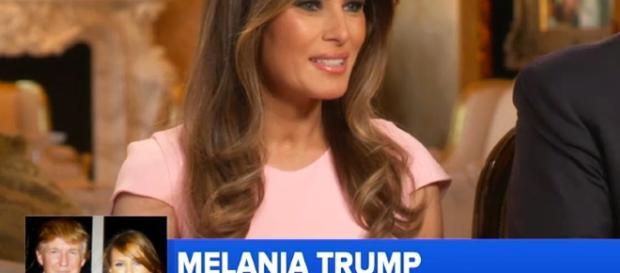 Melania Trump, la nuova splendida First Lady