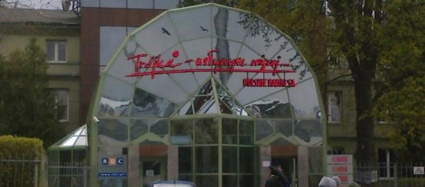 Siedziba radiowej Trójki w Warszawie. Fot. K.Krzak