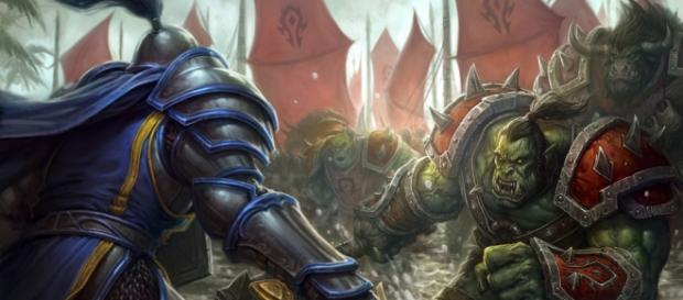 The history of Warcraft is filled with hatred. Screencap via warcraft