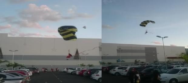 Vídeo viralizou na internet e foi compartilhado pelos usuários