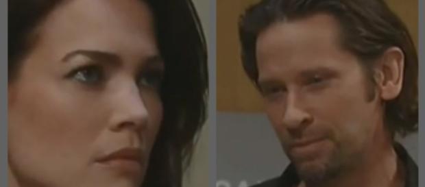 Will a blast from Liz's past help or hurt Friz? (via Blasting News image library - serialscoop.com)