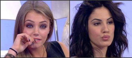 Giulia De Lellis e Camilla Mangiapelo