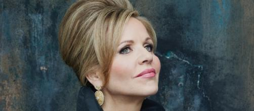 American soprano Renée Fleming, at the height of her powers, sang gloriously at NJPAC. Photo courtesy of Prana Marketing, used with permission.