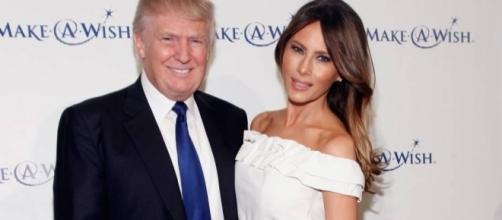 """Conheça Melania, a """"mulher invisível"""" do espalhafatoso Trump"""
