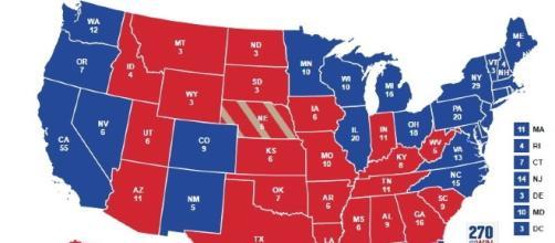 Elezioni USA 2016 | Date | Sondaggi | Candidati | Clinton | Trump ... - giornalettismo.com
