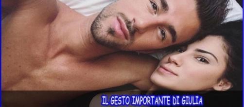 Gossip news, il matrimonio di Andrea e Giulia è vicino: ecco l'indizio della De Lellis