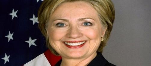 Hillary Clinton, candidata alla presidenza degli Stati Uniti
