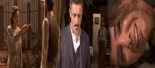 Il Segreto, trame dicembre: Sol accoltella Eliseo, Alfonso lascia Emilia