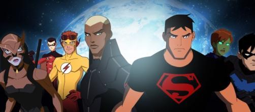 Justiça Jovem é uma série de heróis da DC Comics