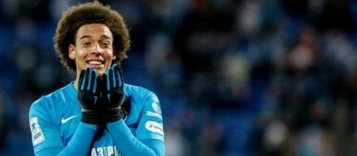 Juventus furious with Zenit after pulling £17m Axel Witsel ... - 101greatgoals.com