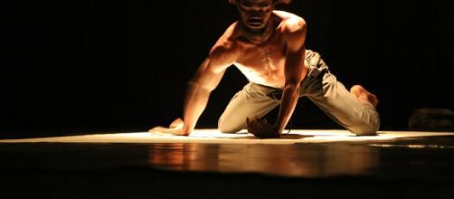 Le danseur-Chorégraphe-Performeur Snake