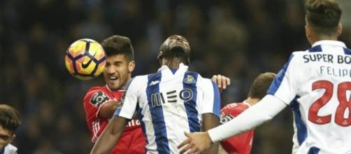 Lisandro marcou o golo já no período de descontos