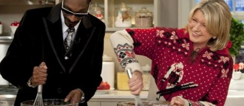 Martha Stewart and Snoop Dogg go together like gin and juice
