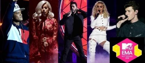 O EMA é uma das principais premiações da MTV.