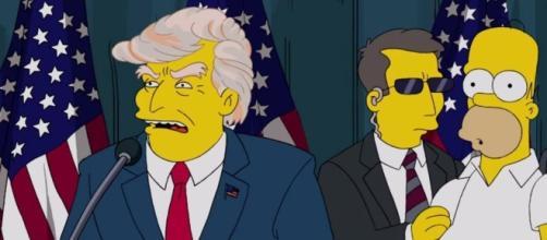 Os Simpsons já previa a vitória de Donald Trump para a presidência ... - com.br