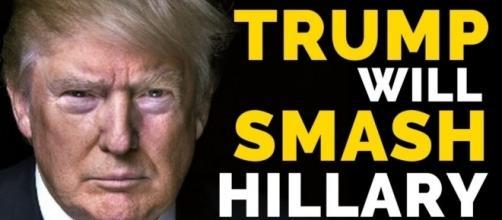 POLLS based on 100,000 people or more show Donald Trump clobbering ... - barenakedislam.com