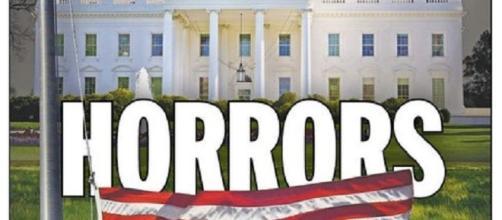 Portada de un diario americano, horrorizado por la victoria de Donald Trump.