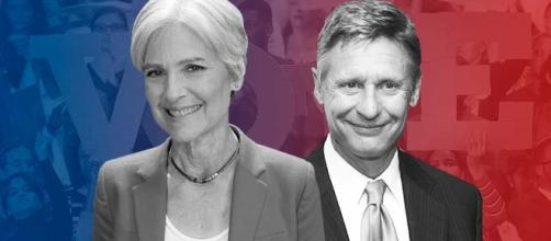 Presidential Candidates Jill Stein (left) and Gary Johnson (right). Photo Credit: Cosmopolitan.com