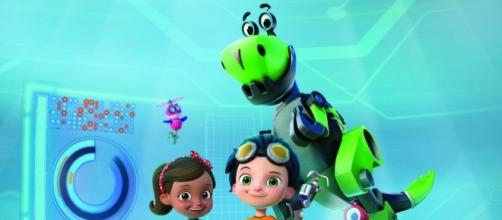 'Rusty Rivets' is a fun show about an inventive boy named Rusty. / Photo via Leslie Byxbee, Viacom. Used with permission.