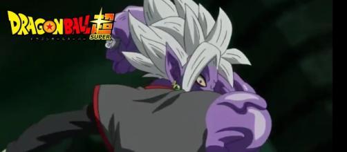 Zamasu corre peligro ante la aparición de Vegetto