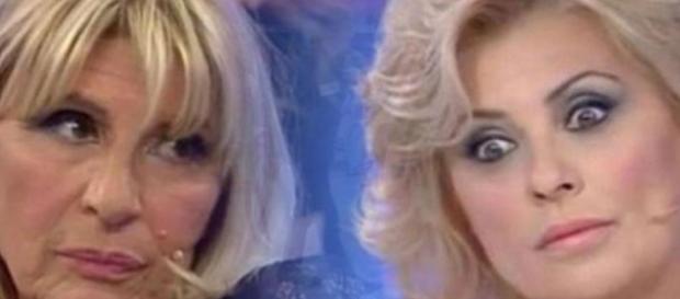 "A ""Selfie"" nuovo scontro tra Tina Cipollari e Gemma Galgani"