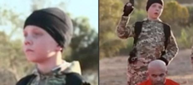 Bambini combattenti costretti dall'ISIS, denuncia di Save The Chilldren