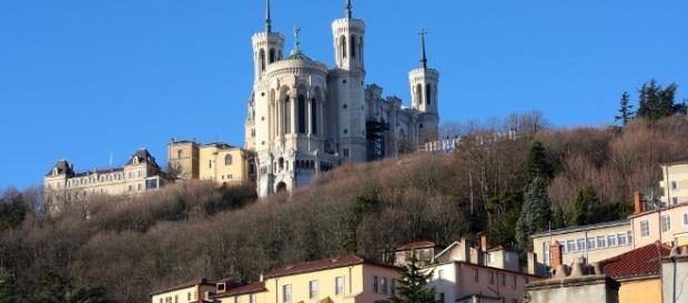 Colina de Fourvière y Vieux Lyon