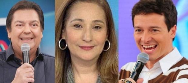 Confira quanto faturam em média os apresentadores mais influentes do país